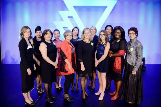 Lauréates 2012